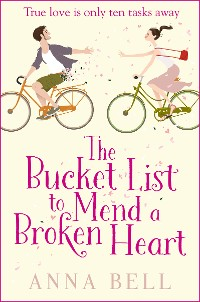 Cover The Bucket List to Mend a Broken Heart