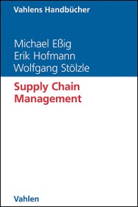Cover Supply Chain Management
