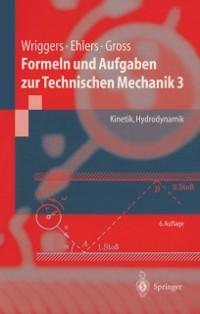 Cover Formeln und Aufgaben zur Technischen Mechanik 3