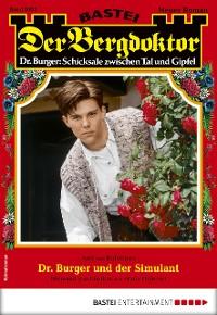 Cover Der Bergdoktor 2002 - Heimatroman