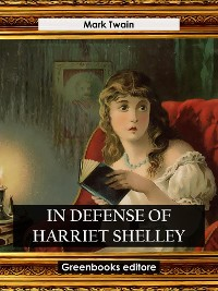 Cover In Defense of Harriet Shelley