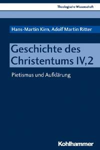 Cover Geschichte des Christentums IV,2