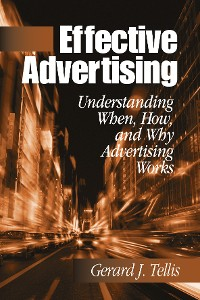 Cover Effective Advertising