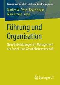 Cover Führung und Organisation