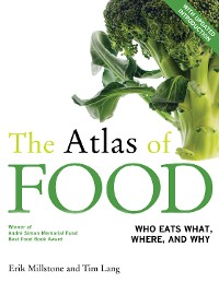 Cover The Atlas of Food