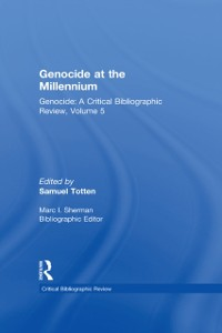Cover Genocide at the Millennium