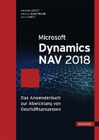 Cover Microsoft Dynamics NAV 2018