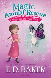 Cover Magic Animal Rescue 1: Maggie and the Flying Horse