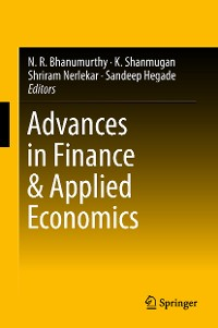 Cover Advances in Finance & Applied Economics