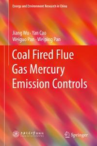 Cover Coal Fired Flue Gas Mercury Emission Controls