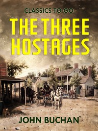 Cover The Three Hostages