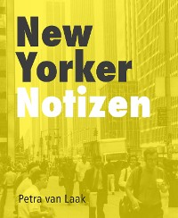 Cover New Yorker Notizen