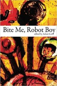 Cover Bite Me, Robot Boy
