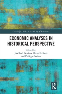 Cover Economic Analyses in Historical Perspective