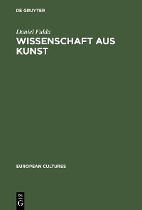 Cover Wissenschaft aus Kunst