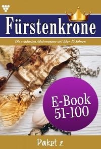 Cover Fürstenkrone Paket 2 – Adelsroman