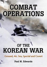 Cover Combat Operations of the Korean War