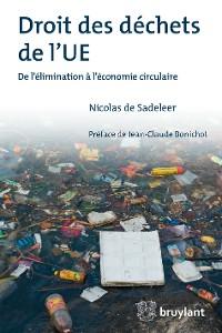 Cover Droit des déchets de l'UE