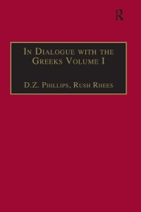 Cover In Dialogue with the Greeks