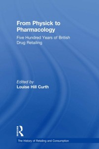 Cover From Physick to Pharmacology