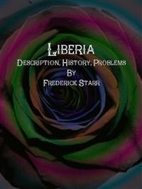 Cover Liberia: Description, History, Problems