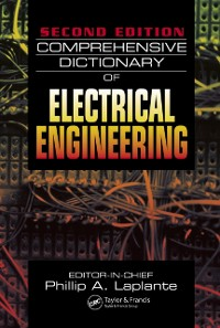 Cover Comprehensive Dictionary of Electrical Engineering