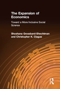 Cover Expansion of Economics: Toward a More Inclusive Social Science