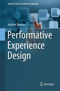 Cover Performative Experience Design
