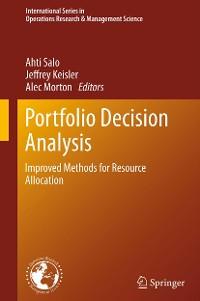Cover Portfolio Decision Analysis