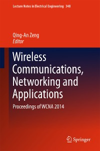 Cover Wireless Communications, Networking and Applications