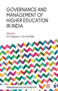 Cover Governance and Management of Higher Education in India