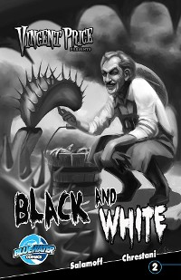 Cover Vincent Price Presents: Black & White #2