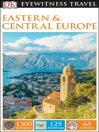 Cover DK Eyewitness Travel Guide Eastern and Central Europe