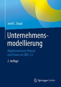 Cover Unternehmensmodellierung