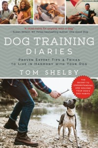 Cover Dog Training Diaries