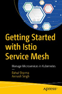 Cover Getting Started with Istio Service Mesh