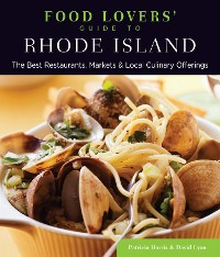 Cover Food Lovers' Guide to® Rhode Island