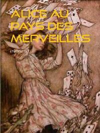 Cover ALICE AU PAYS DES MERVEILLES