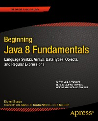 Cover Beginning Java 8 Fundamentals