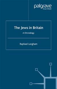 Cover The Jews in Britain