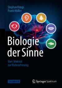Cover Biologie der Sinne