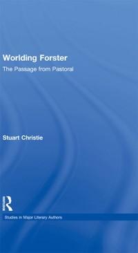 Cover Worlding Forster