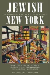 Cover Jewish New York