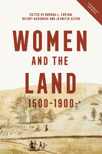 Cover Women and the Land, 1500-1900