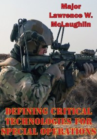 Cover Defining Critical Technologies For Special Operations
