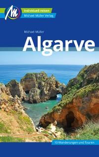 Cover Algarve Reiseführer Michael Müller Verlag