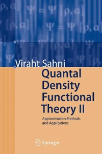 Cover Quantal Density Functional Theory II
