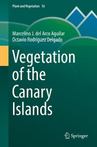Cover Vegetation of the Canary Islands