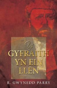 Cover Y Gyfraith yn ein Llên