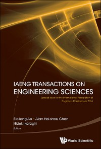 Cover Iaeng Transactions On Engineering Sciences: Special Issue For The International Association Of Engineers Conferences 2016